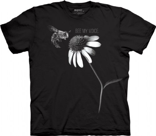 Bee My Voice - Adult Protect T-shirt - The Mountain®